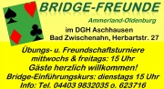 Bridge-Freunde Ammerland-Oldenburg-Logo