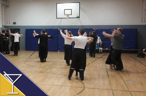 Trainingskooperation NordWest mit zweitem Breitensport-Tanztee