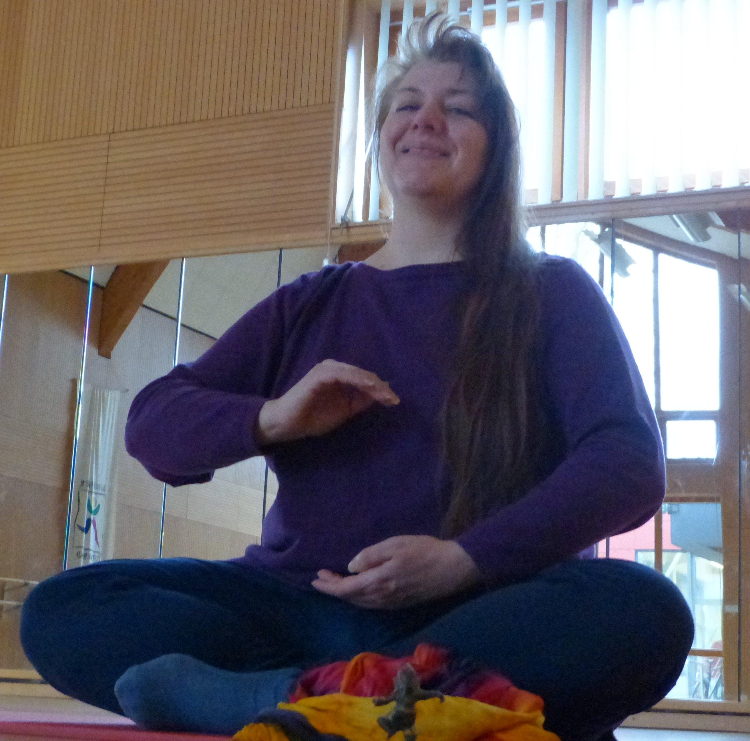 Energie fließen lassen - mit Yoga ins Neue Jahr | Mein