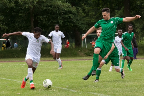 Afrika-Cup in Oldenburg