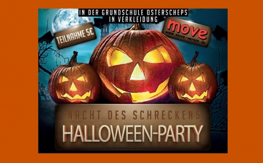 Halloweenparty vom move e.V. am 04-11-2017