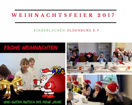 Oldenburg Weihnachtsfeier.Weihnachtsfeier Zaubert Kindern Ein Lächeln Ins Gesicht Mein Oldenburg