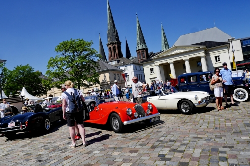 Classic Car Charity des MSC Oldenburg