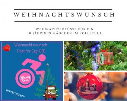 Weihnachtsgrüße Per Post.Wünsche Mir Viel Post Zu Weihnachten Mein Oldenburg
