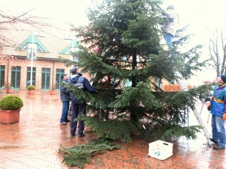 Geschichte Vom Weihnachtsbaum.Der Weihnachtsbaum 2018 Ist Geschichte Mein Oldenburg